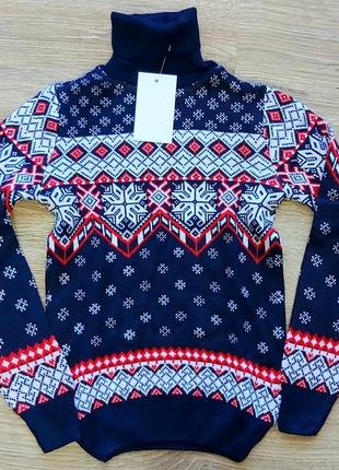 Стильный детский свитерок