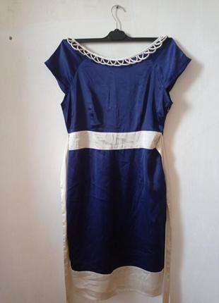 Платье с идеальной посадкой