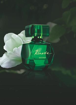 Faberlic renata secret туалетная вода (пробник) свежий зеленый аромат