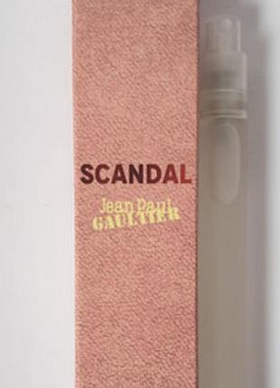 Пробник аромата scandal