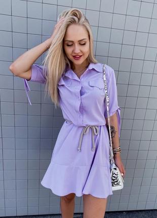 Платье рубашка 🖤