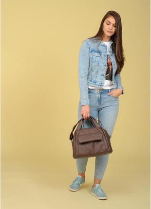 Жіноча спортивна сумка2 фото