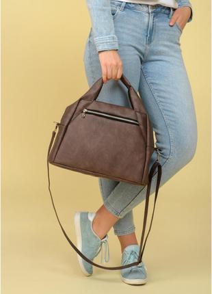 Жіноча спортивна сумка4 фото