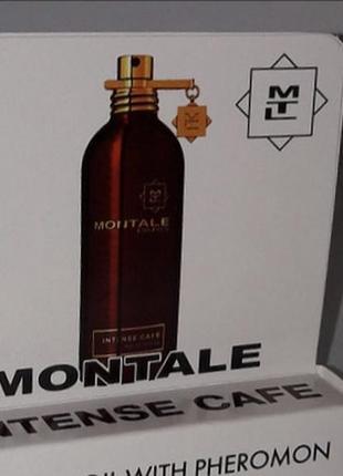 Пробник аромата intense cafe 5 ml