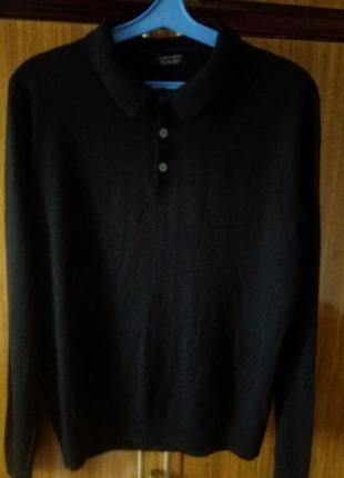 Мужское поло-рубашка zara