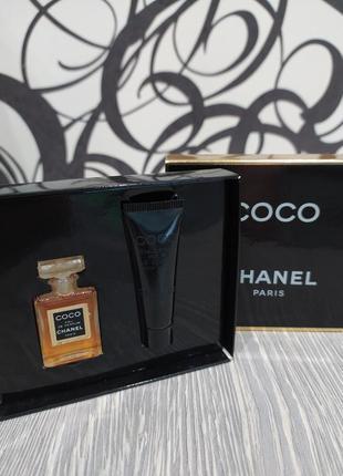 Винтажны парфюмерный набор coco chanel2 фото