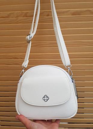 Скидка ! красивая компактная сумка кроссбоди отличного качества