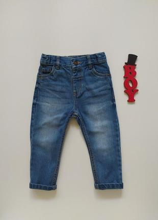 1,5-2 года, джинсы f&f.