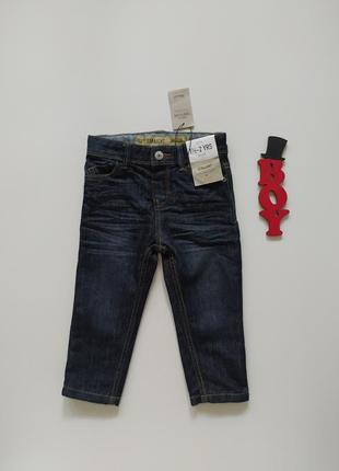 1,5-2 года, джинсы denim co.