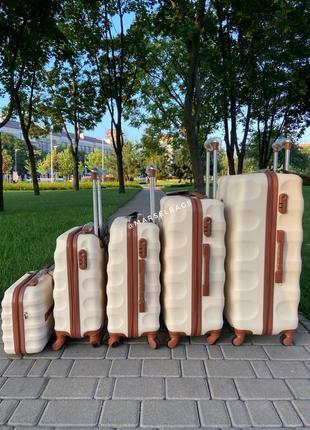 Акция !!!!отличное качество,wings,польский бренд,все размеры ,дорожная сумка,сумка на колёсах ,валіза3 фото