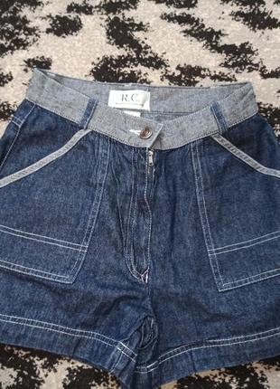 Стильні джинсові шорти розпродаж 65 грн.