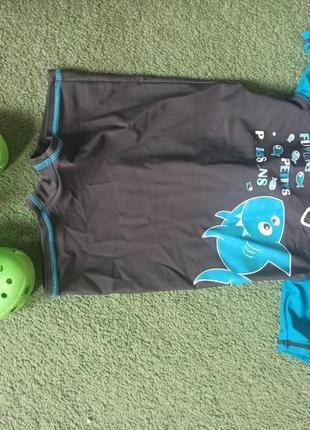 Купальник для хлопчика, костюм для басейну