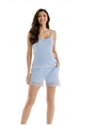 Комфортная пижама с шикарным составом (модал&лиоцел)