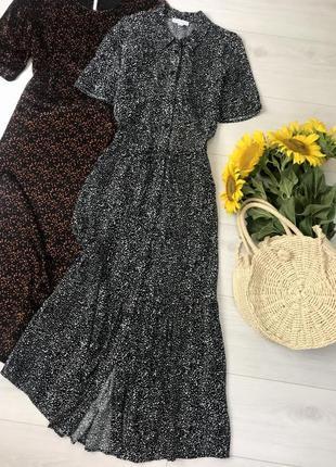 Платье миди warehouse, размер 8