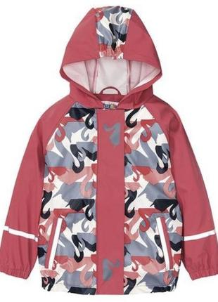 Куртка дождевик непромокашка 86-92;122-128