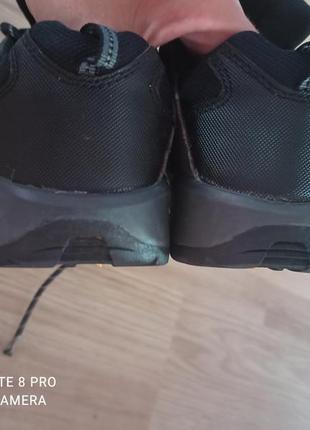 Замшевые кроссовки4 фото