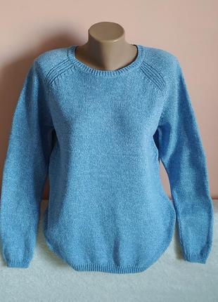 Як новий,в ідеалі!натуральний дуже гарний светр, вказано р. 14/16.