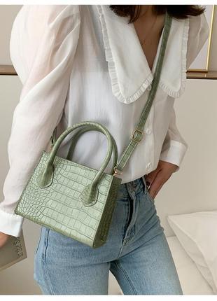 Стильная сумка для женщин 😍🌿 тренд сезона 🔝