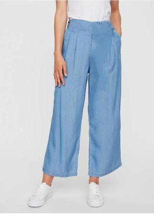 Zara кюлоты штаны капри