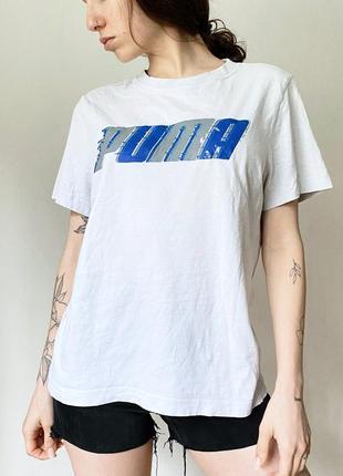 Puma, футболка puma, женская футболка, купить футболку