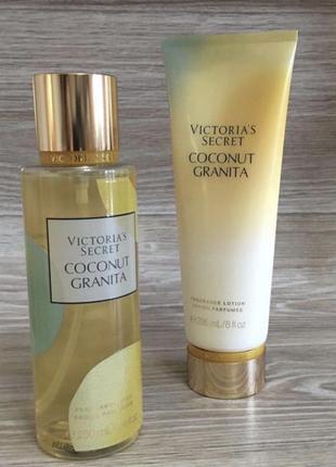 Спрей и лосьон vs coconut granita