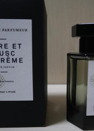 Парфюмированная вода l'artisan mure et musc extreme, унисекс, оригинал