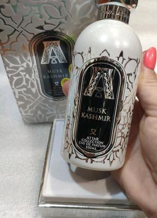 💣musk kashmir 💣модный нишевый парфюм 100 мл эмираты