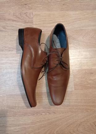 Идеальные туфли кожа