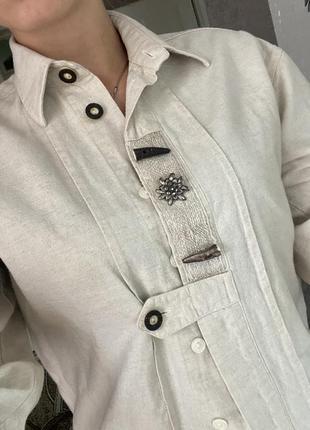 Рубашка етно
