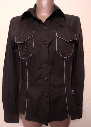Рубашка jean paul gaultier /888/