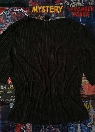 Блуза блузка легкая летняя топ топик майка