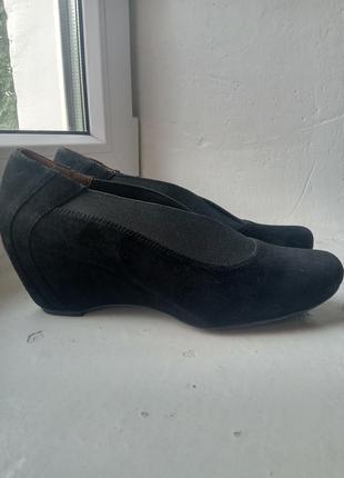 Туфли clarks, размер 38