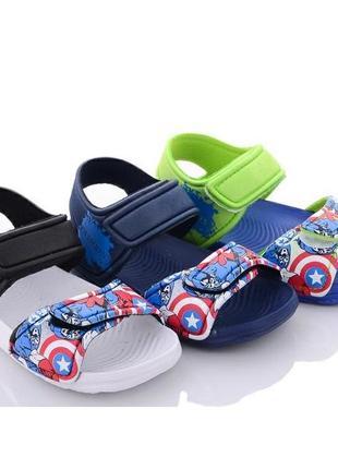 Аквашузы детская обувь на лето босоножки для мальчика супер лёгкие