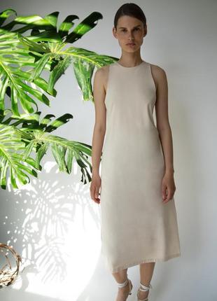 Платье майка zara