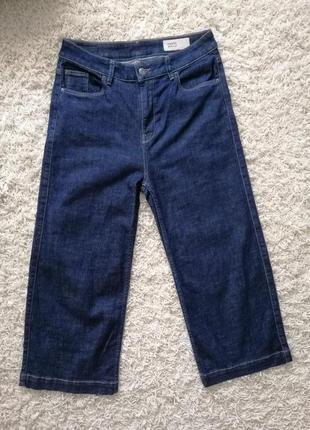 Бомба! классные женские джинсы кюлоты esprit 29/24 в отличном состоянии
