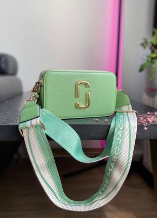 Mint 2 сумка сумочка клатч ментоловая