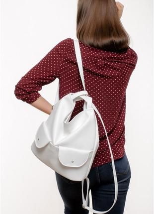Жіноча сумка-рюкзак