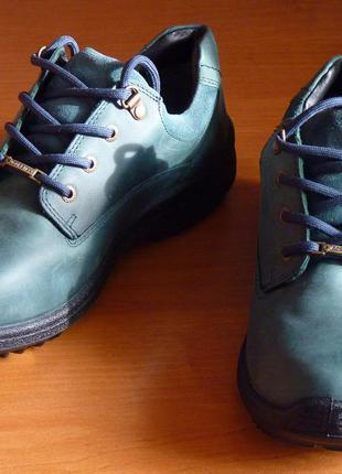 Почти новые британские туфли hotter с gore-tex,как aku,meindl,lowa,clarks