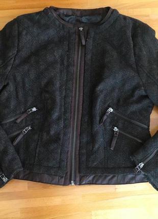 Стьоганий піджак, жакет zara
