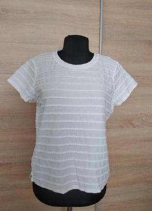 Laura ashley натуральная футболка