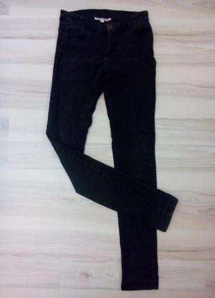 Узкие джинсы  на стройную девушку)