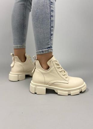 Ботинки стильные, высокие кроссовки