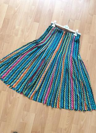 Восхитительно красивейшая аутентичная  юбка  missoni