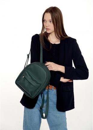 Жіночий рюкзак хакі