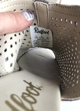 Замшеві босоніжки redfoot8 фото