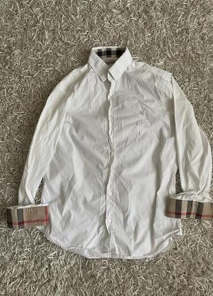 Burberry brit рубашка оригинал