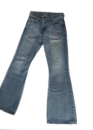Levi's клеша, levis 515 джинсы