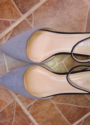 Летние туфли -босоножки
