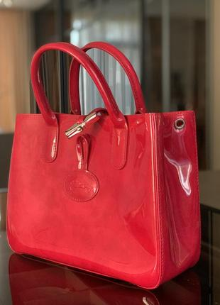 Красивенная сумка longchamp