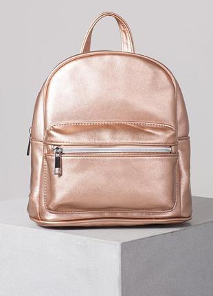 Маленький рюкзак stradivarius
